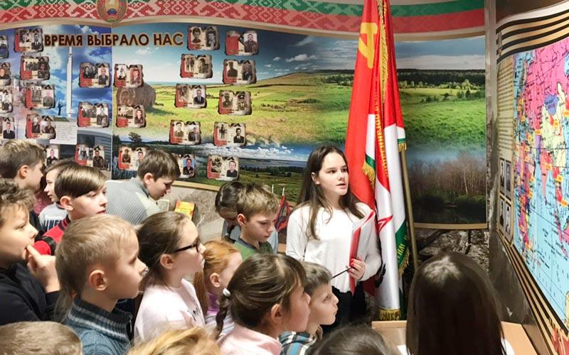 музей гимназии №43