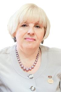 Галина Гурбо