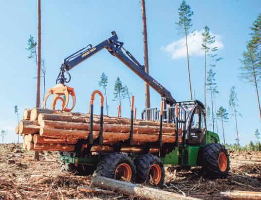 техника для леса, амкодор