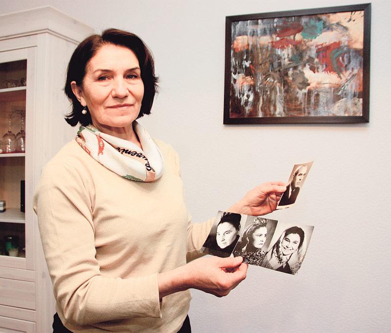 Татьяна Костюнина