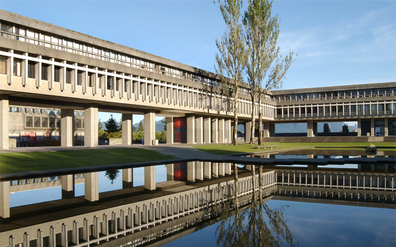 Simon Fraser University, Ванкувер, Канада