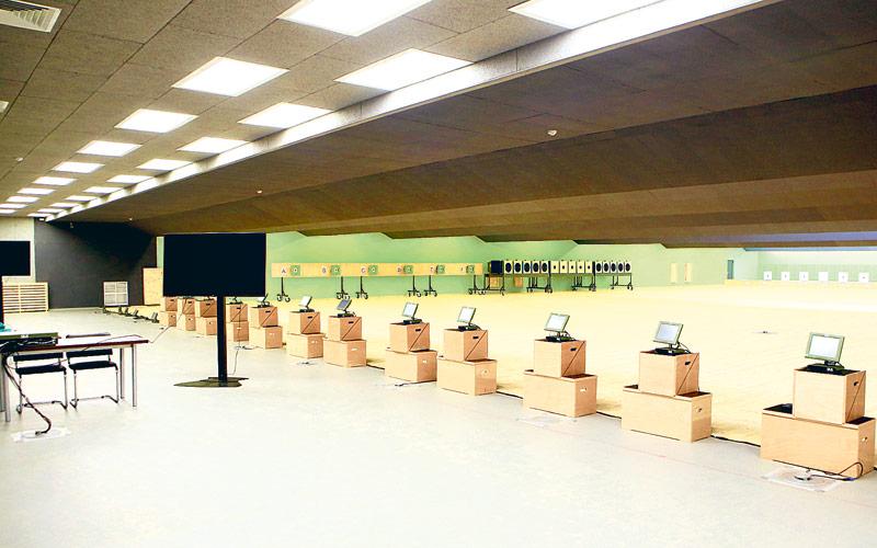 Спортивно-стрелковый комплекс