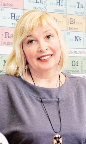Марина Языченко