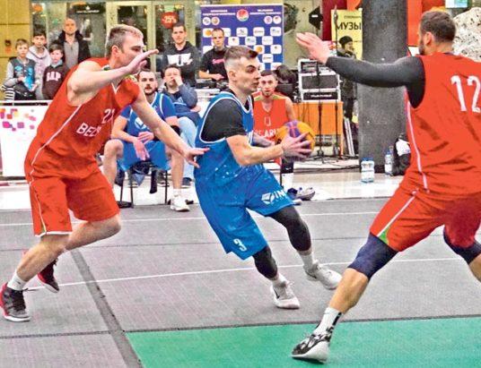 Международный турнир по баскетболу Palova. Snowball 3х3
