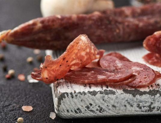 вяленая колбаса